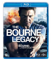 The Bourne Legacy-Blu-Ray