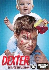 Dexter - Seizoen 4-DVD