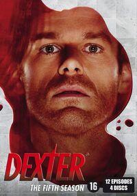 Dexter - Seizoen 5-DVD