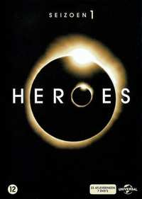 Heroes - Seizoen 1-DVD