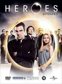 Heroes - Seizoen 3-DVD