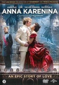 Anna Karenina-DVD