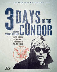3 Days Of The Condor-Blu-Ray