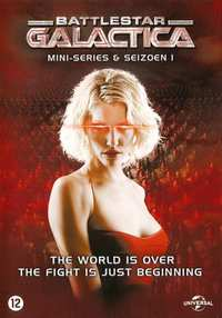 Battlestar Galactica - Seizoen 1-DVD