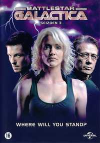 Battlestar Galactica - Seizoen 3-DVD