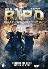 R.I.P.D. Rest In Peace Department-DVD