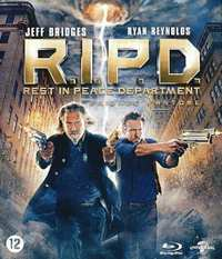 R.I.P.D. Rest In Peace Department-Blu-Ray