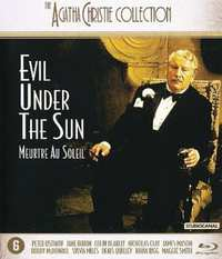 Evil Under The Sun-Blu-Ray