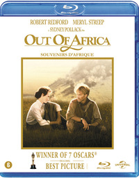 Out Of Africa-Blu-Ray