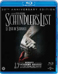Schindler's List-Blu-Ray