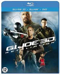 G.I. Joe 2 - Retaliation (3D En 2D Blu-Ray)-3D Blu-Ray