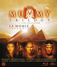 The Mummy - Trilogy-Blu-Ray
