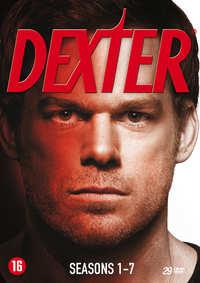 Dexter - Seizoen 1-7-DVD