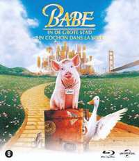 Babe 2 - In De Grote Stad-Blu-Ray