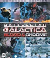 Battlestar Galactica - Blood & Chrome-Blu-Ray