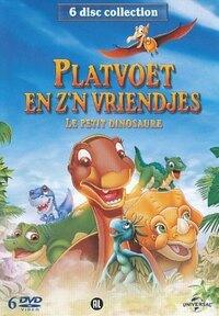 Platvoet En Zijn Vriendjes - Box 1 (6 DVD)-DVD