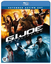G.I. Joe 2 - Retaliation-Blu-Ray