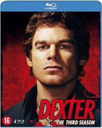 Dexter - Seizoen 3-Blu-Ray
