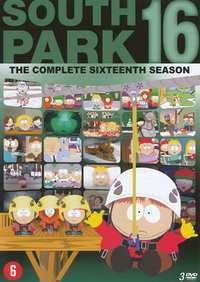 South Park - Seizoen 16-DVD