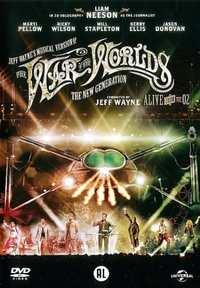 War Of The Worlds (2012)-DVD
