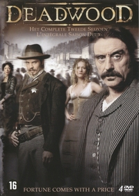 Deadwood - Seizoen 2-DVD