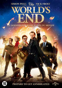 The World's End-DVD