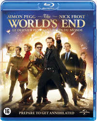 The World's End-Blu-Ray