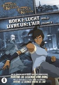 De Legende Van Korra - Boek 1 - Lucht Deel 2-DVD
