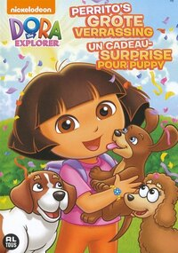 Dora - Perrito's Big Suprise-DVD