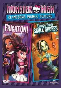 Monster High - Dubbel Griezelplezier-DVD
