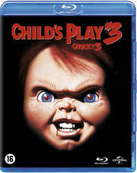 Child's Play 3-Blu-Ray