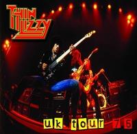 Uk Tour '75-Thin Lizzy-CD