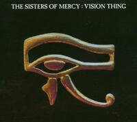 Vision Thing (Rem&Exp)-The Sisters Of Mercy-CD