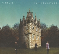 Sun Structures-Temples-CD