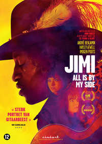 Jimi All Is By My Side-DVD
