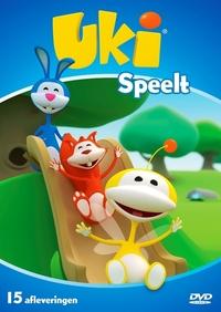 Uki Speelt-DVD