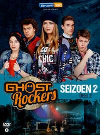 Ghostrockers - Seizoen 2 - Deel 2-DVD