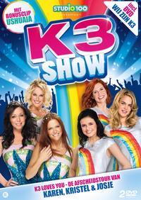 K3 Show - K3 Loves You & De Afscheidstour-DVD