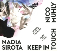 Keep In Touch-Nadia Sirota & Nico Muhly-CD