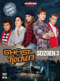Ghost Rockers - Seizoen 3 / Deel 1-DVD