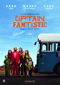 Captain Fantastic-DVD