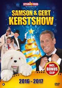 Samson & Gert - Kerstshow 2016 / 2017-DVD
