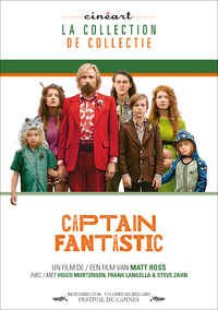 Captain Fantastic (Cineart Collection)-DVD