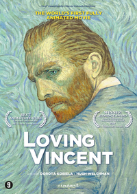 Loving Vincent-DVD