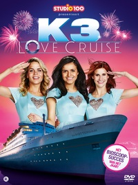 K3 - Love Cruise (Film)-DVD