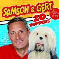 Samson & Gert - 20 Toppers-Samson & Gert-CD