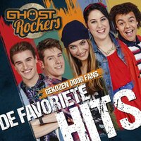 De Favoriete Hits - Gekozen Door Fa-Ghost Rockers-CD