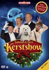 Samson & Gert - Kerstshow 2017-2018-DVD