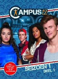 Campus 12 - Campus 12-Seizoen 1 Deel 1-DVD