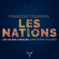 Couperin Les Nations-Les Talens Lyriques Christophe Rous-CD